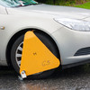 What are my rights if my car gets clamped?