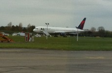 Mobile phone mistake leads to plane's emergency landing in Dublin [updated]