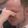 VIDEO: Breivik cries as he watches his own propaganda video