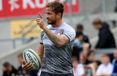 RFU opt not to ban Danny Cipriani after assault guilty plea