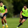 Johnston gets his chance in the Munster 10 jersey as Haley starts at fullback