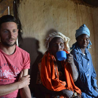 Irish charity founder in Kenya works 6 days a week and pays himself €300 a month
