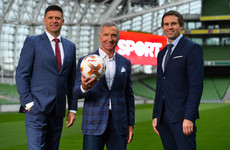 Niall Quinn returns to punditry as part of Virgin Media Sport's line-up