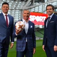 Niall Quinn returns to punditry as part of Virgin Media Sport's line-up