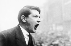Washington defeats Michael Collins in 'Britain's toughest enemy' poll
