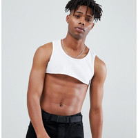 The negative reaction to ASOS's 'crop top for men' proves how fragile masculinity is