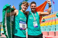 18-year-old high jumper becomes Ireland's sixth European medallist in Berlin
