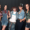 B*Witched apologised to a bride who broke both of her feet dancing to C'est La Vie on her wedding day