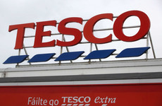 Tesco has been reprimanded for suspending a worker after last year's strike