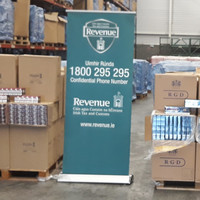 Over 8 million cigarettes valued at €4.5 million seized at Dublin Port