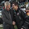 Derry, Crusaders stride towards Setanta Cup final