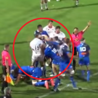 Chris Ashton banned for seven weeks for this tip tackle in pre-season friendly