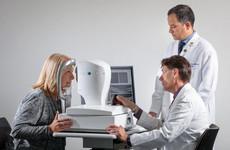 An eye exam could predict Alzheimer's