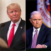 Trump mocks US Attorney General Jeff Sessions in another burst of tweets
