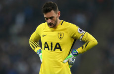Tottenham captain Lloris charged with drink-driving