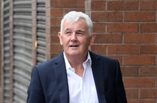 John Gilligan charged with money laundering offences after Belfast airport arrest