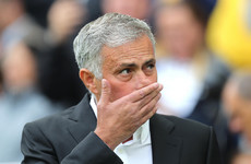 Jose Mourinho's silence speaks volumes
