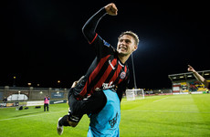 Leahy and Stokes help Bohs earn convincing win in Galway