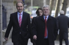 As it happened: Micheál Martin and Tánaiste address Fiscal Compact committee