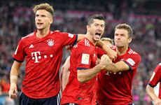 Penalty awarded by VAR at the second attempt, as Bayern earn controversial win