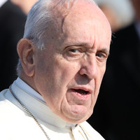 Pope acknowledges Catholic abuse in Ireland but does not apologise to victims in keynote speech