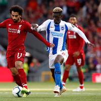 As it happened: Liverpool vs Brighton, Premier League