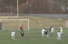 VIDEO: Spectacular goal from u15 striker