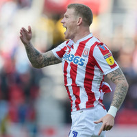 Perfect response from James McClean as Ireland winger scores his first goal for Stoke City