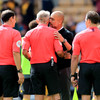 'I make a compliment for the job': Guardiola on post-match chat with referee