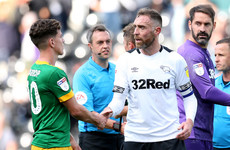 Irish defender Keogh on the mark as Lampard's Derby beat Preston
