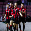 McGlade and O'Reilly steer Longford into FAI Cup quarter-finals as Shelbourne bow out