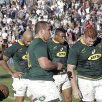 Rassie calls Springbok display in Argentina 'unacceptable'