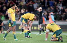 Cheika hopes All Black defeats serve as 'watershed moment' for Wallabies