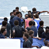 Ireland agrees to take in migrants from boat stranded off Italian coast for almost a week