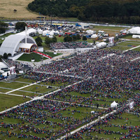 Under 130,000 people attend Papal Mass in Phoenix Park