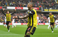 Three out of three! Watford survive late Crystal Palace fightback to maintain perfect start