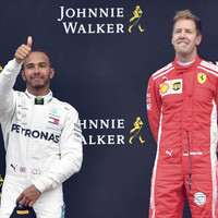 Vettel trims Hamilton's championship lead with convincing win at crash-hit Belgian Grand Prix