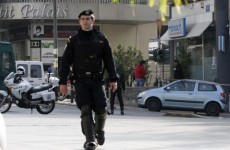 Greece halts foreign postal service over mail bombs