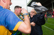 """My mother used to always say, 'be fierce careful what you wish for' "" - Cahill on vacant Tipp senior post"