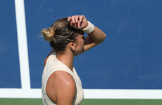 World number one suffers shock exit in US Open first round
