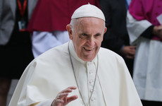 Over one million people tuned in to watch Pope Francis in Ireland on RTÉ One