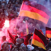 Several injured in German far-right rally after knife killing sparks further violence