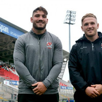 Two of Ulster's top young prospects rewarded with first senior contracts