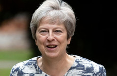 May says no-deal Brexit 'wouldn't be the end of the world'