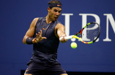 Nadal through as Ferrer retires in final grand slam match