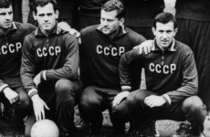 50 days to Euro 2012: USSR clinch inaugural tournament in extra-time
