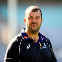 Under-pressure Michael Cheika's job is safe despite poor run, say Rugby Australia