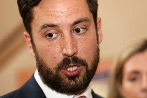 Housing Minister Eoghan Murphy said the homelessness crisis was always going to take more than two years to solve.