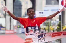 Gebrselassie gives up on Olympic dream