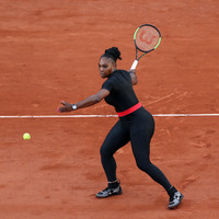 Serena attitude defused dress code row says French Open director